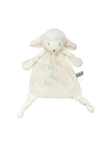 Bunnies By The Bay Knotty Pal Kiddo White Teether