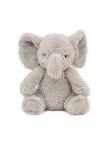 Bunnies By The Bay Tiny Nibble Floppy Elephant Soft Plush