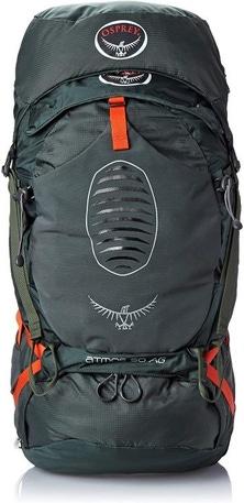 Osprey Atmos 50 AG Backpack Bag Hiking Trekking Outdoor - Graphite Grey
