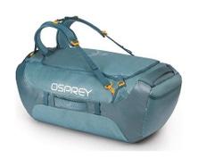 Osprey Transporter 95L Duffle Bag Backpack - Keystone Grey