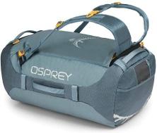 Osprey Transporter 65L Duffle Bag Backpack Travel - Keystone Grey