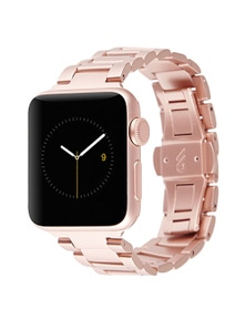 Case-Mate 38-40Mm Metal Linked Watch Band - Rose Gold