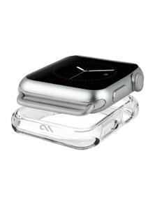 Case-Mate Tough Watch Bumper for Apple Watch 38-40mmClear