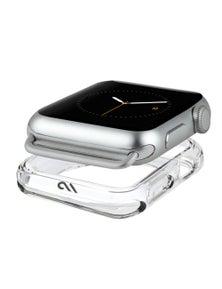 Case-Mate Tough Watch Bumper for Apple Watch 42-44mmClear