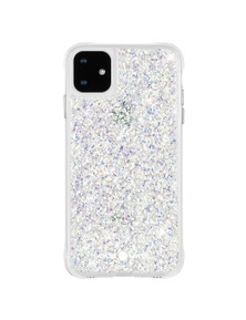 Case-Mate Twinkle Case For iPhone XR 11 Clear