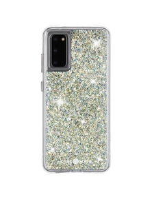 Case-Mate Twinkle Case For Galaxy S20 Stardust