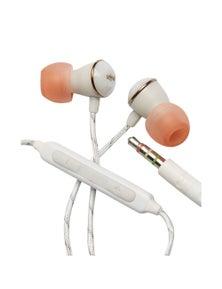 Marley Nesta In-Ear HeadphonesRose Gold