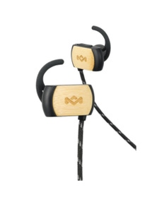 Marley Voyage BT In-Ear Bluetooth Headphones w/ Mic Control Sport/Sweatproof