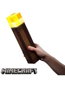 Minecraft Light Up Wall Torch