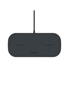 mophie-Dual Wireless Charging pad-Black-AU