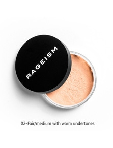 Rageism Beauty Loose Powder Mineral Foundation