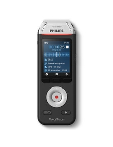 Philips 8GB Rechargeable Stereo Audio Recorder Dragon Software