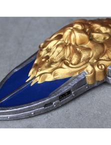 World Of Warcraft Lothar's Stormwind Shield Power Bank