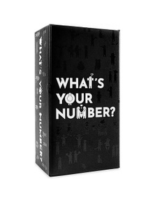 Whats Your Number Card Game