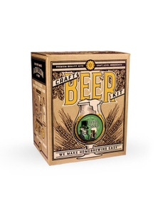 Craft A Brew- Bone Dry Irish Stout Beer Kit
