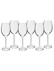 Bohemia Maxima Wine Glass Set/6 350ml