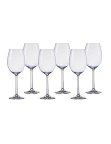 Bohemia Maxima Wine Glass Set/6 450ml