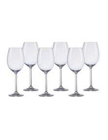 Bohemia Maxima Wine Glass Set/6 450ml