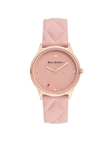 Juicy Couture Watch JC/1080RGPK Women Rose Gold