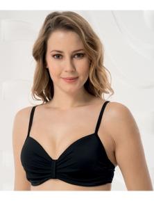 Aqua Perla Womens Ipanema Bikini Top