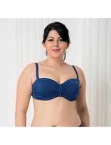 Aqua Perla Womens Harmony Bikini Top