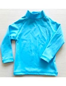 Aqua Perla Baby Kris Blue Rash vest SPF50+
