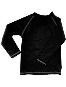 Aqua Perla Girl Lola Black SPF50+ Rash Vest