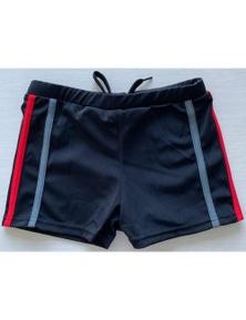 Aqua Perla Boy Harry Black Boxer short SPF50+
