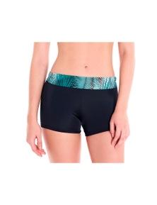 Aqua Perla Womens Maldives Bikini Short Bottom SPF 50+
