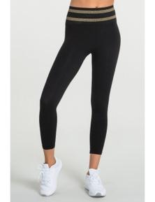 Jerf Womens Neiva Black Active Leggings