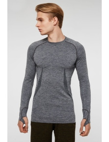 Jerf Mens Maine Long Sleeves T-shirt