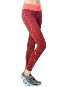 Jerf Womens Inkoo Melange Active Leggings