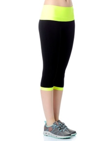 Jerf Womens Neon Active Tight