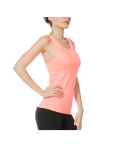 Jerf Womens Albany Coral Active Tank