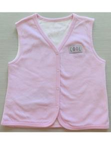 Idilbaby Girl Baby Cool Reversible Sleeveless Vest