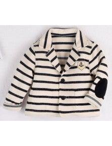 Mamino Boy Marcelo French Terry Casual Jacket