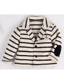 Mamino Boy Marcelo French Terry Casual Jacket