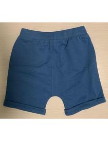 Mamino Baby Boy Marcel Harem Short and T-Shirt 2 Pieces Set