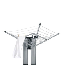 Brabantia Wallfix Rotary Fold Away 24M Clothes Line