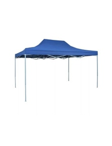 Blue Pop Up Foldable Tent