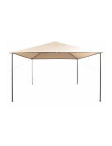 Gazebo Pavilion Tent Canopy Steel Frame