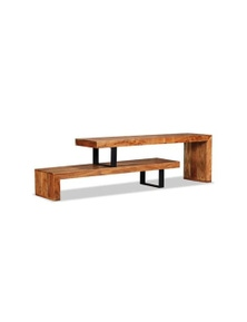 Solid Acacia Wood Tv Stand