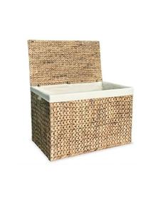 Laundry Basket Water Hyacinth