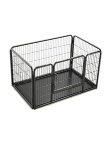 Puppy Playpen Steel