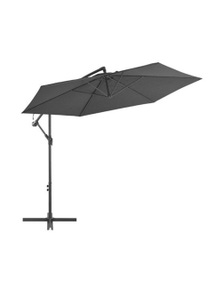 Cantilever Umbrella With Aluminum Pole