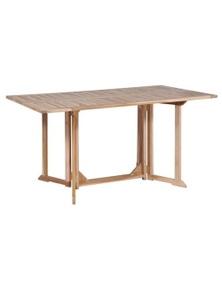 Folding Butterfly Garden Table Solid Teak Wood