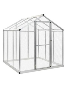 Outdoor Aviary Aluminium