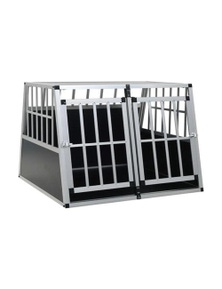 Dog Cage With Double Door