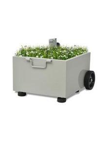 Outdoor Umbrella Stand Plant Pot