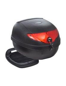 Motorbike Top Case 36 L For Single Helmet